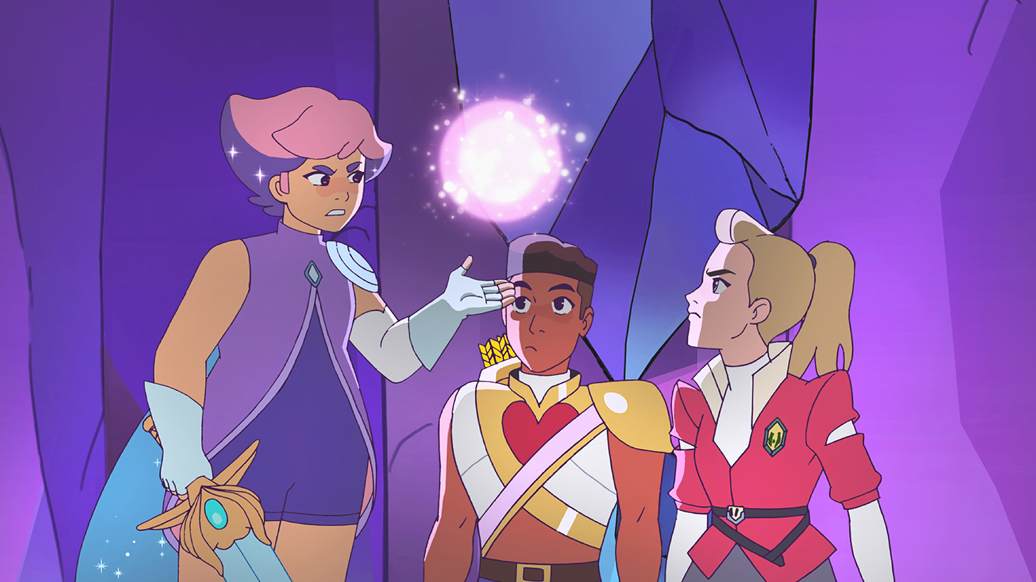 Dreamworks Animated She-Ra officially coming to Netflix on