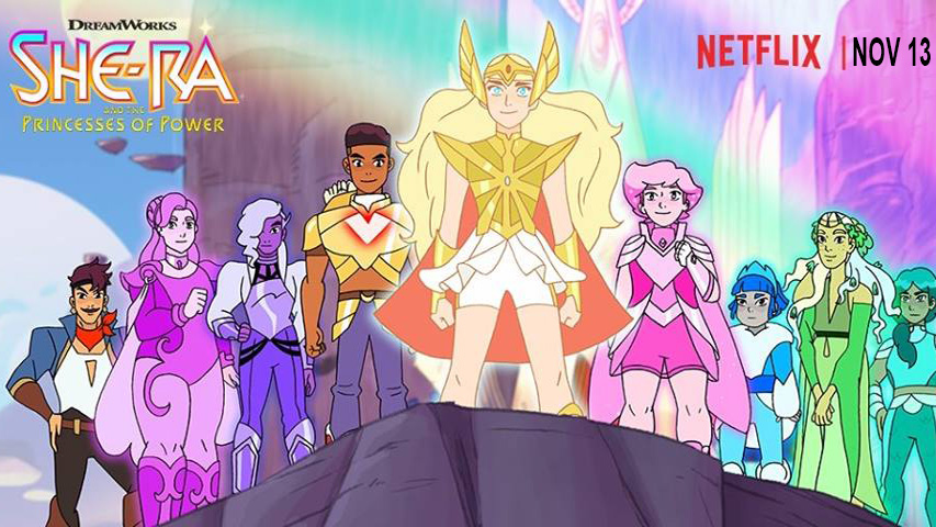 SHE-RA AND THE PRINCESSES OF POWER Gets An Early Release Date