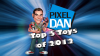 Pixel Dan's Top 5 Toys of 2012