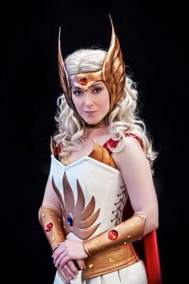 Beatrice Buetow as She-Ra