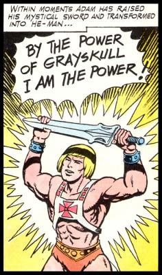 He-Man appears to save the day.