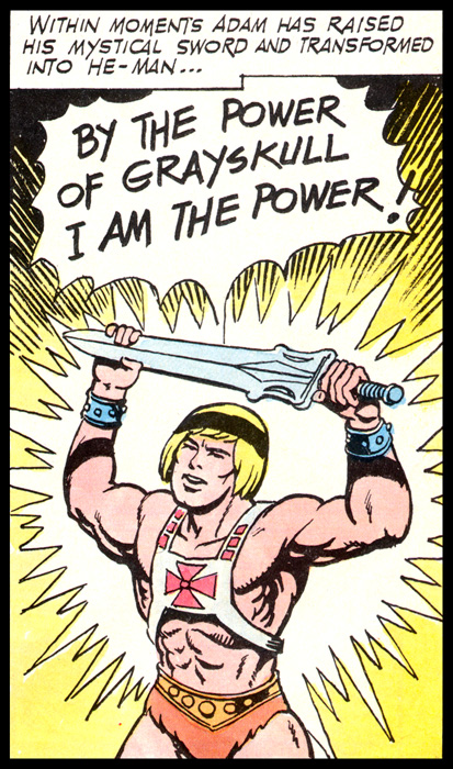 He Man Org Resources Archives Busta Toons Blog 0301 0400 0340 I Am The Power Rate this quote:(0.00 / 0 votes). 0301 0400 0340 i am the power