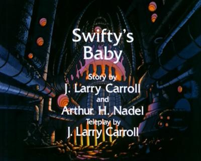 The title card showcases Arthur Nadel's name.