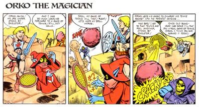 Orko's comic strip #2