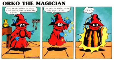 Orko's comic strip #30