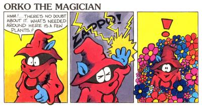 Orko's comic strip #54