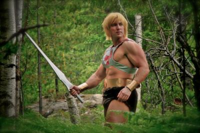 Spencer Voykin as He-Man