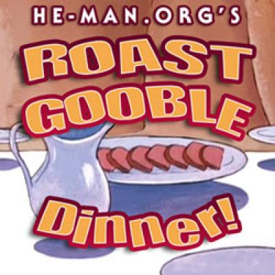 Roast Gooble Dinner Logo