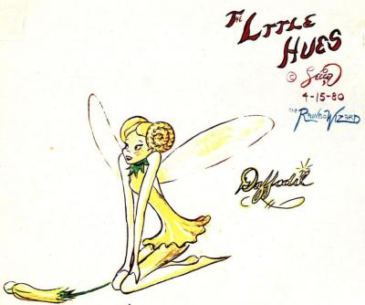 The Little Hues Fairy