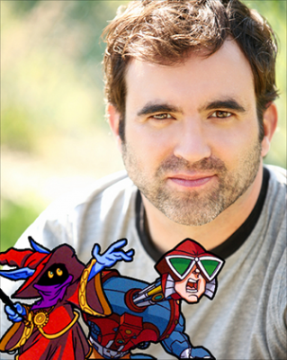 Voice-Actor of Orko and Mekaneck in MYP-cartoon: Gabe Khouth